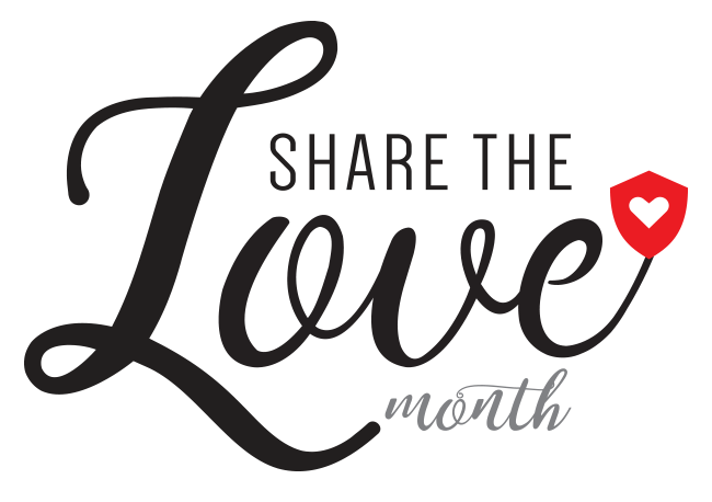 Share the Love Month | Cleveland State Magazine